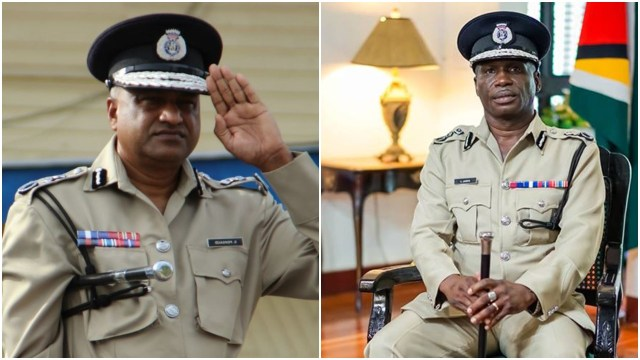 """""""Let us not throw our honour to the dogs"""" – fmr. Top Cop urges GPF"""