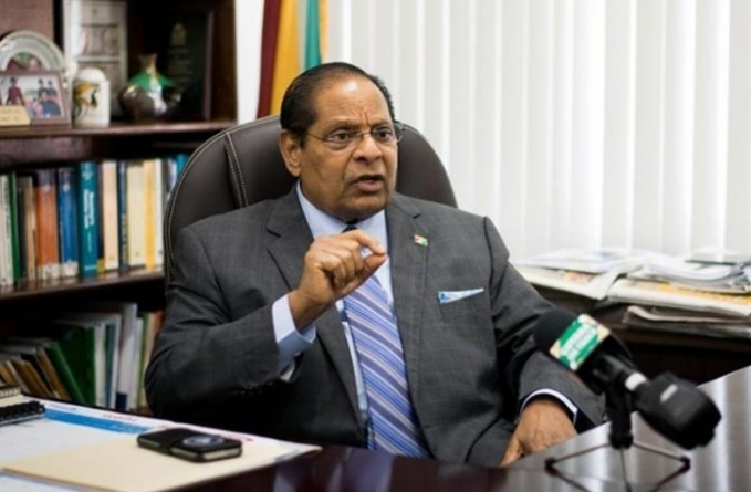 National dialogue needed urgently– PM Nagamootoo says