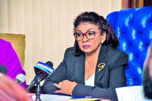 GECOM Chair tells Lowenfield again to submit recount result by 2 pm today