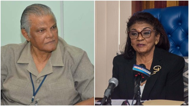 GECOM's refusal to verify Region 4 results is courting disaster – former GECOM Chair