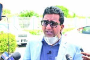 Nandlall condemns Trinidad advert on pending CCJ decision