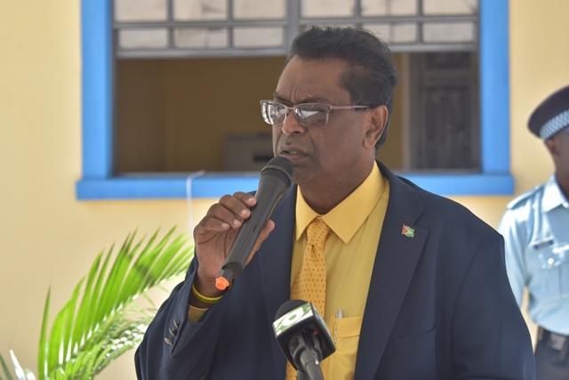 "APNU must answer ""serious"" concerns of parties in partnership – Ramjattan"