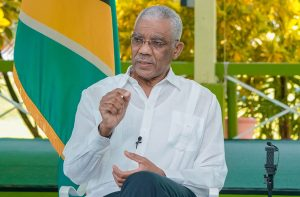 I cannot concede without a declaration – President Granger