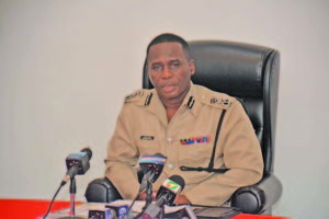 """Top Cop, Deputy Commissioner remaining on job was """"administrative"""" decision – Granger"""