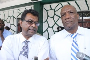 APNU+AFC wants Biden's support to remove PPP from office; Ramjattan calls for Trump to be jailed