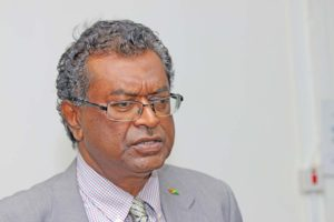 Ramjattan insists compromised Patterson remains as PAC Chair