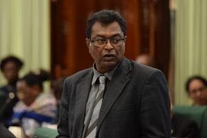 Ramjattan: Coalition's hands clear of interference in GECOM