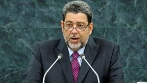 CARICOM Chair, Ralph Gonsalves