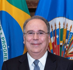 Fernando Simas Magalhães, Ambassador and Permanent Representative of Brazil to the Organisation of American States (OAS).