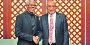 Guyana and Suriname: A tale of two neighbours