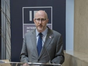 Michael Grant, Canada's Assistant Deputy Minister for the Americas.