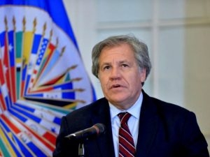 OAS Secretary General, Luis Almagro