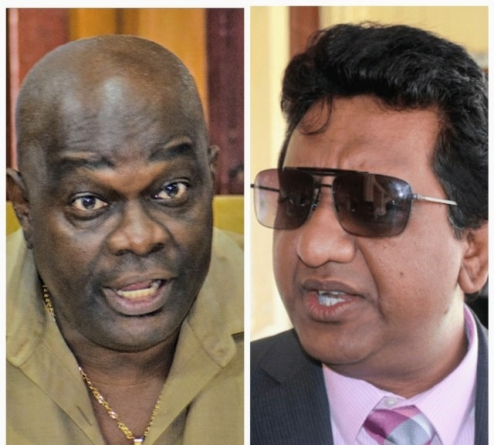 """Lowenfield's action """"the most disgraceful"""" in history of post-independent Caribbean – Nandlall"""