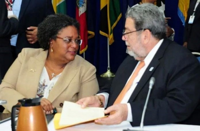Virtual Hand-Over Ceremony for CARICOM Chairmanship