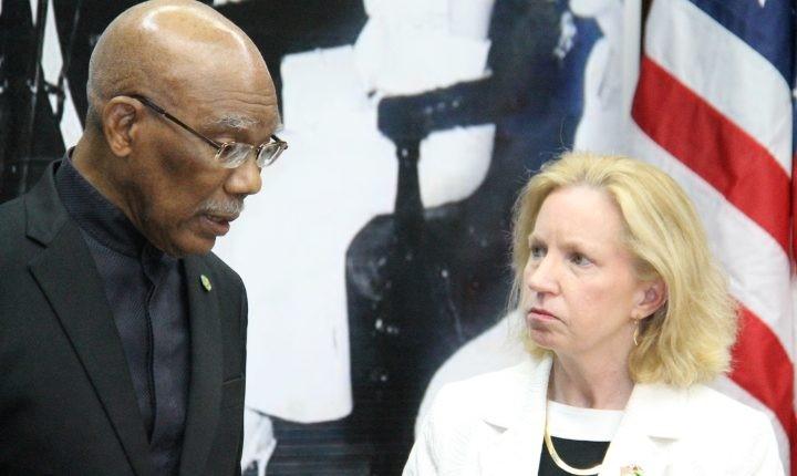 Granger's Gov't says 'regrets' visa sanctions