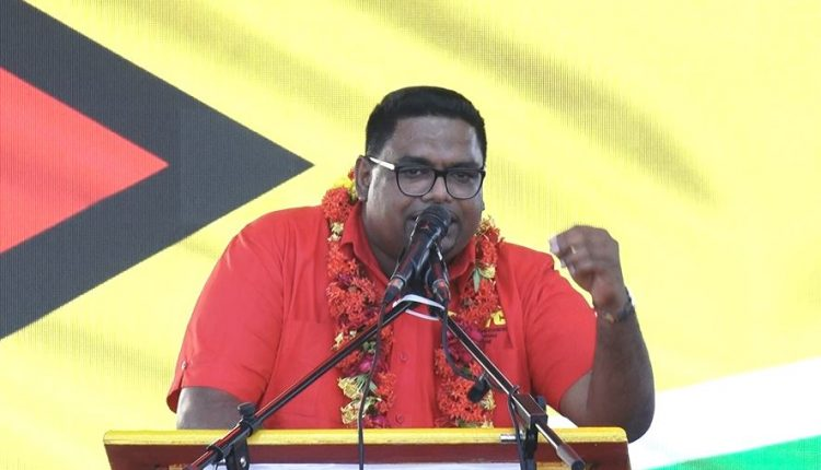 Irfaan Ali calls on Coalition to respect High Court ruling