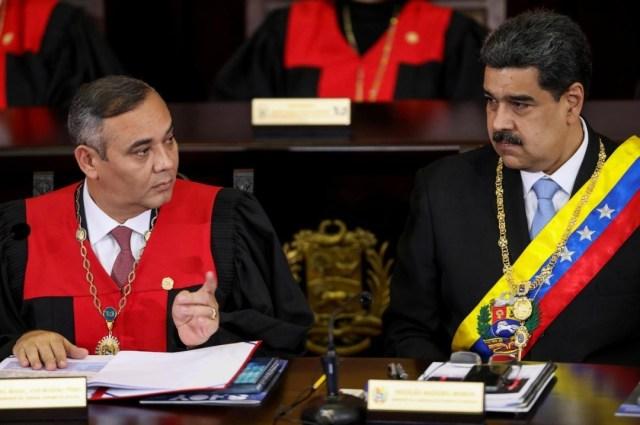 US offers US$5m reward for arrest of Venezuela chief justice