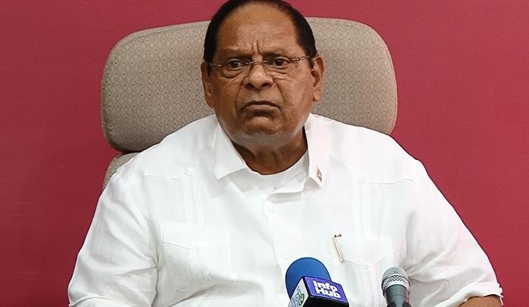 Nagamootoo calls for dialogue and shared governance