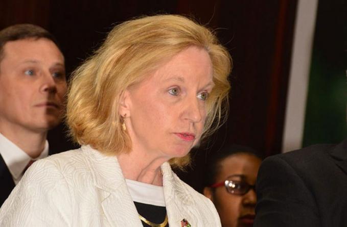 US's security, economic and governance aid threatened if democracy undermined ꟷ US Ambassador