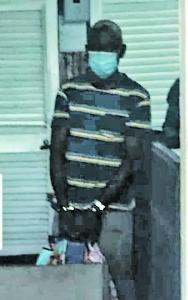 Clairmont Mingo while in Police custody