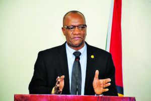 Harmon encourages supporters to defy COVID guidelines as APNU/AFC prepares to file Elections Petition