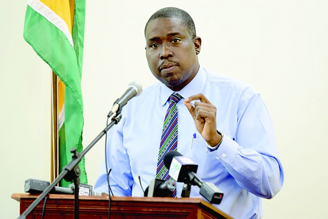 Govt to pass law for regularising bail – AG