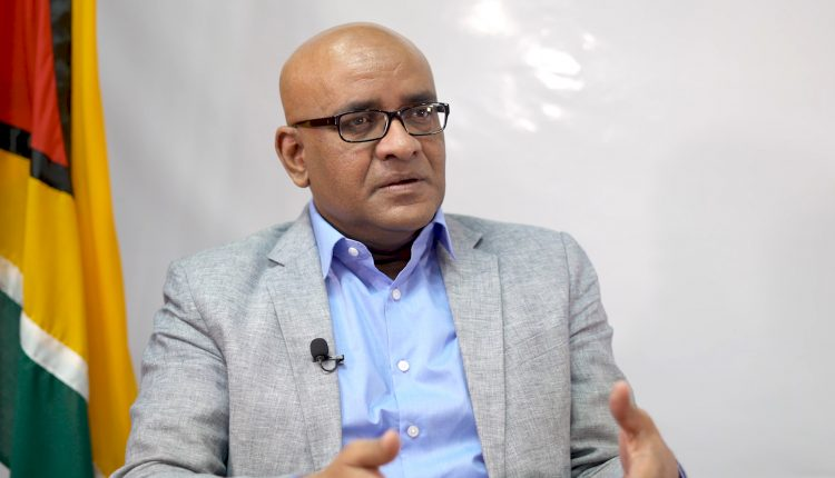 Guyanese must benefit from oil wealth or 'we might as well shut down the sector'- Jagdeo