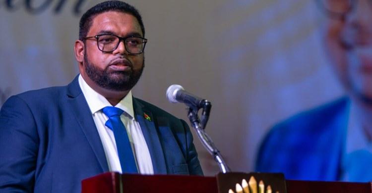 Gov't met empty treasury, says President Ali