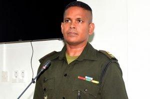Colonel, Omar Khan