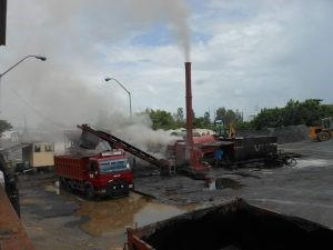 Courtney Benn Contracting granted credit by asphalt plant in defiance of Board's instructions – report