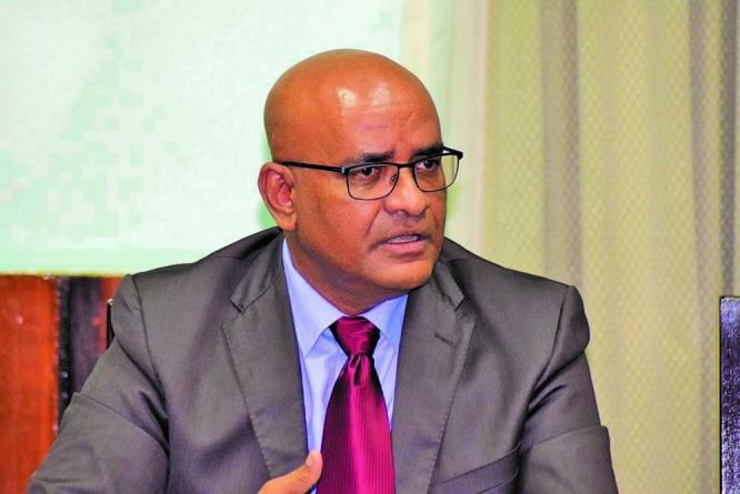 Rebooting economy, solving citizens' problems Govt's priority – Jagdeo