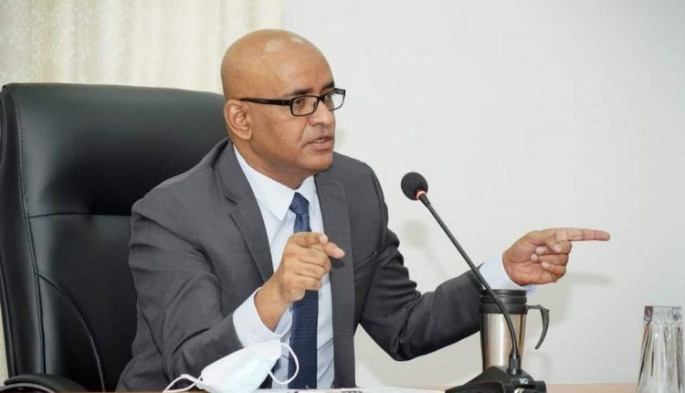 Cooperation expected with UAE on many fronts – Jagdeo
