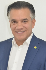 CEO and Chairman of TOTALTEC's Oilfield Services based in Guyana, Lars Mangal