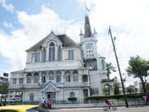 Restoration of City Hall likely to commence this year