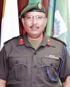 Director of the National COVID-19 Task Force, Colonel Nazrul Hussain