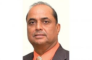 Former Minister of Tourism, Industry and Commerce, Mr. Manniram Prashad