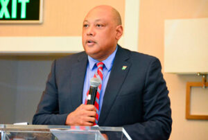 Trotman shifts blame to World Bank on controversial oil sector hires