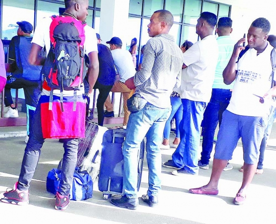 Haitians move to High Court seeking release from protective custody