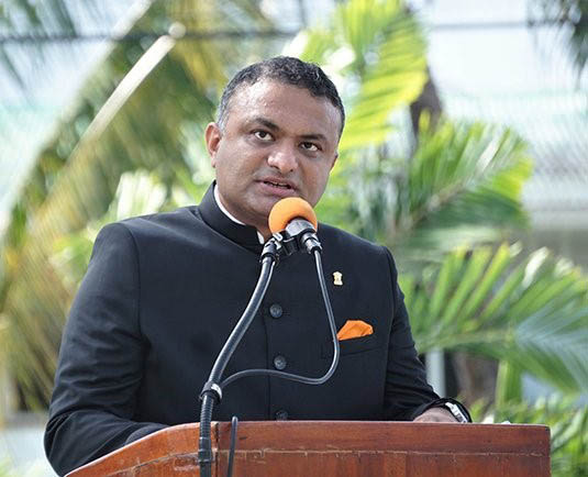 Funding available for regional hospital rehab works, Indian High Commissioner says
