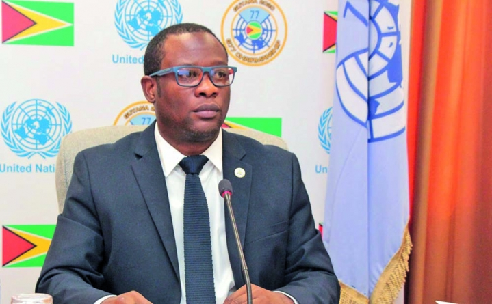 Guyana withdraws recognition of de facto Arab State