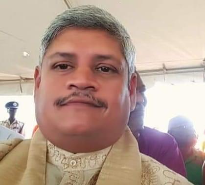 Jaipaul Sharma apologises to Nandlall