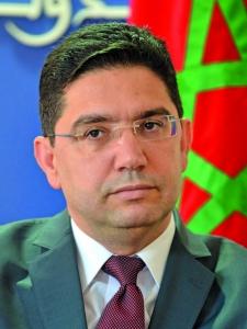 Moroccan Foreign Minister Nasser Bourita