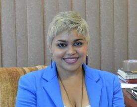 Teshawna Lall named GM of New Guyana Marketing Corporation