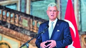 President of the 75th United Nations General Assembly, Volkan Bozkir