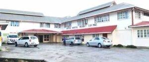 The Bartica Regional Hospital