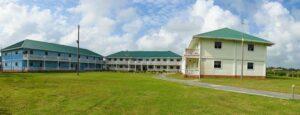 The Hugo Chavez Centre for Rehabilitation and Reintegration at Onverwagt, Region Five.