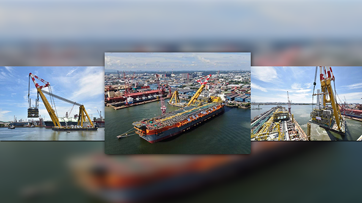 Topside works kick off on second FPSO