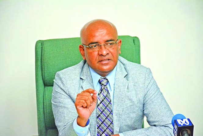 "Still no ""honest interlocutor"" – VP Jagdeo on talks with Opposition"