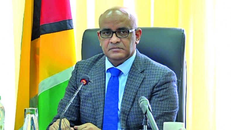Vice President Jagdeo defends incentives given to oil companies