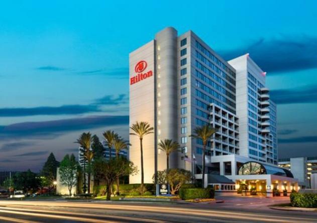 Massive Hilton Hotel for McDoom
